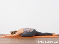 seven prenatal yoga poses  a faster birth and a more
