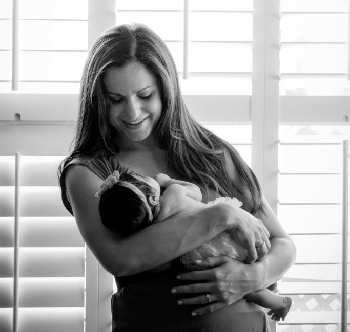 A Traumatic Birth Experience Created A More Determined and Committed Mom