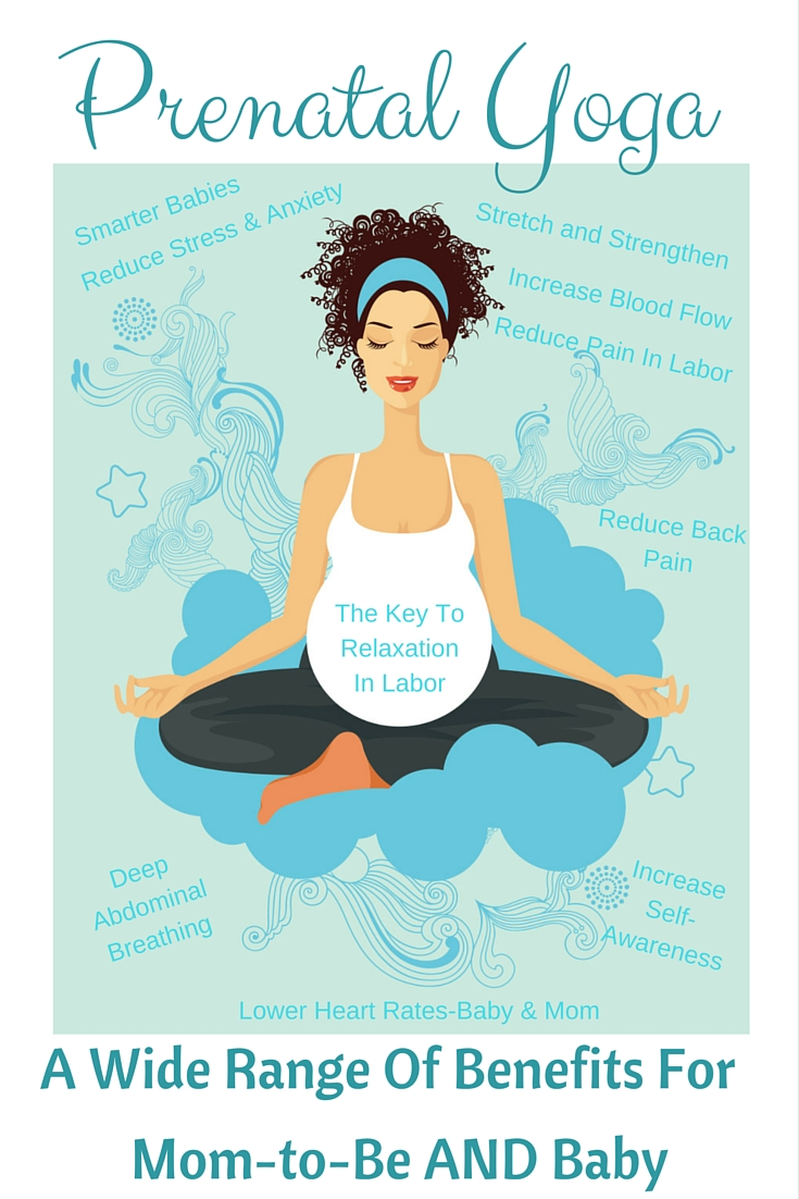 Prenatal Yoga- A Wide Range Of Benefits For Both Mom-to-Be and Baby