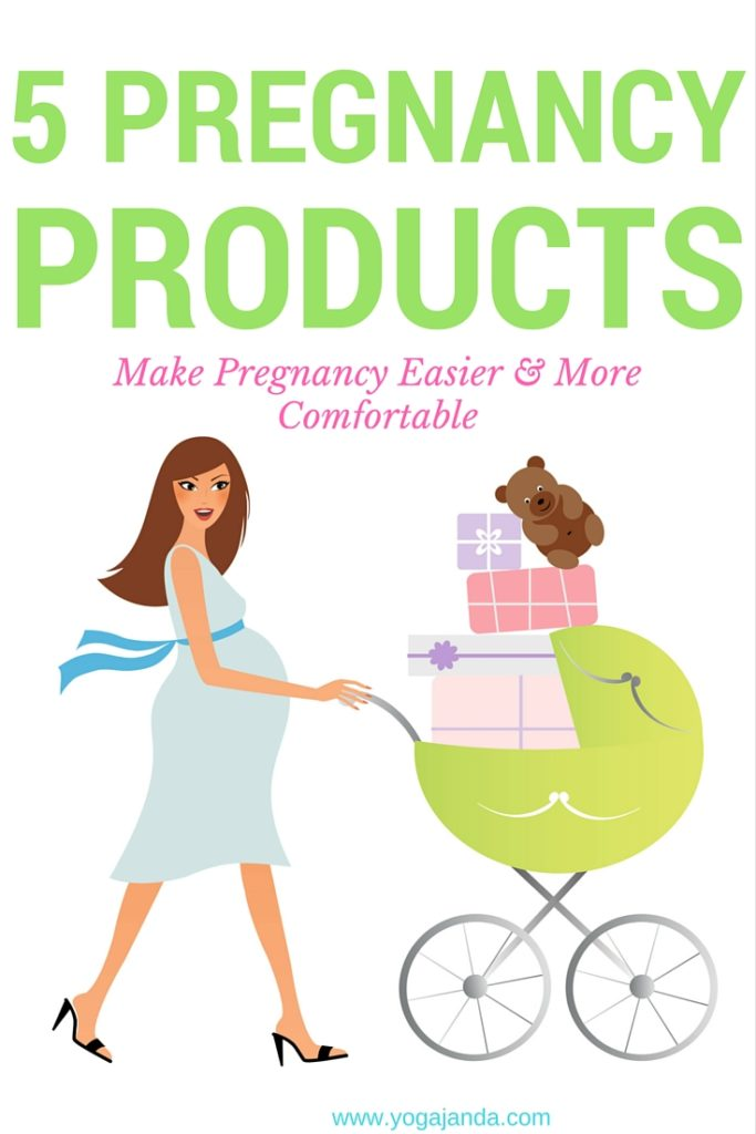5 pregnancy products