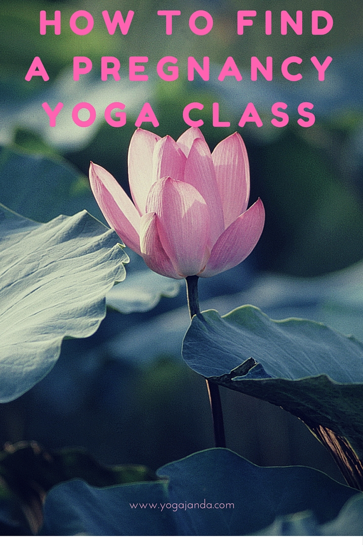 Prenatal Yoga Classes Near You - How To Find A Pregnancy ...